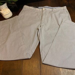Polo by Ralph Lauren pinstriped chino pants